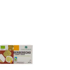 Berberechos al natural con Kombu de azúcar Bio