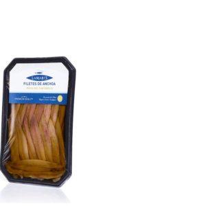 Filetes de Anchoas del Cantábrico