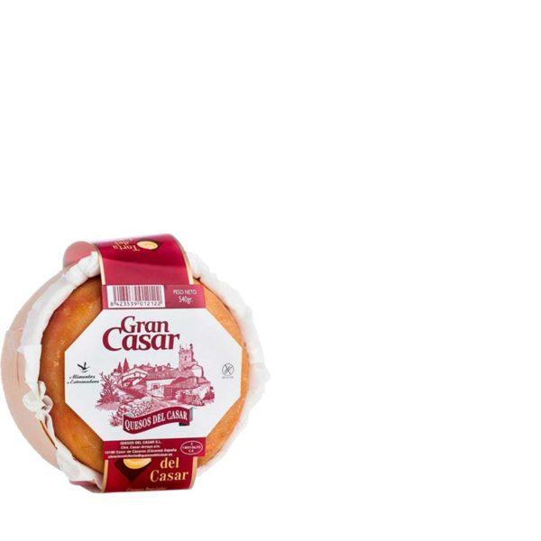 Torta del Casar D.O. mediana 540 gr.